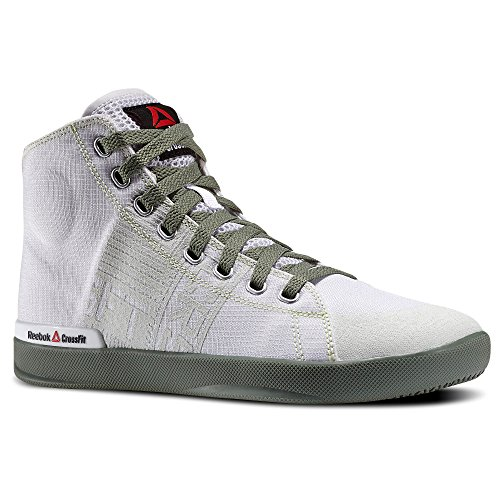 crollo tubo radicale  Amazon.com | Reebok Women's Crossfit RCF Lite TR TXT Fitness Shoes Mid Top  Porcelain/Silvery Green (8) | Fitness & Cross-Training