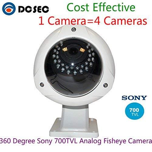 Cámara,China Superventas CCTV Vigilancia de Seguridad Effio analógico 700TVL Vista panorámica de...