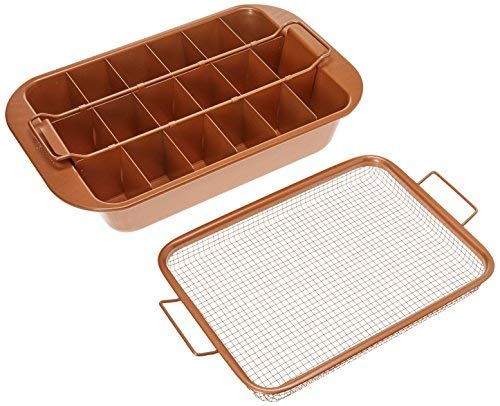 Copper Chef Bake & Crisp Pan Set