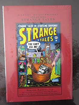 Marvel Masterworks: Atlas Era Strange Tales, Vol. 2 - Book #113 of the Marvel Masterworks