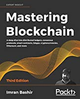 Mastering Blockchain, 3rd Edition Front Cover