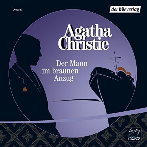 Der Mann im braunen Anzug audiobook cover art