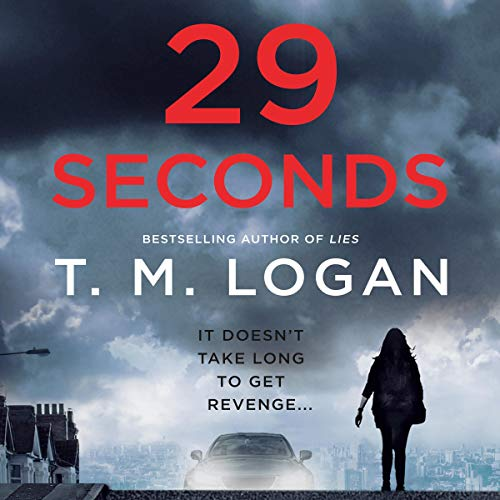 29 Seconds audiobook cover art
