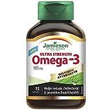 Jamieson Ultra Strength Omega-3, 75 softgels