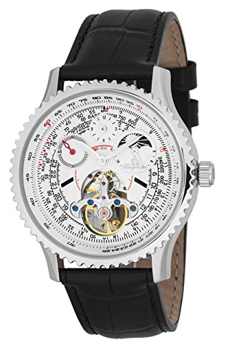 Burgmeister Herren analog Automatik Uhr BM351-182
