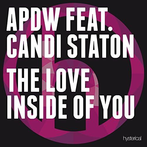 Analog People In A Digital World feat. Candi Staton