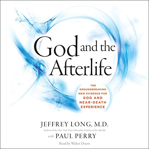 God and the Afterlife audiobook cover art