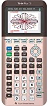 TI-84 Plus CE Color Graphing Calculator, Rose Gold