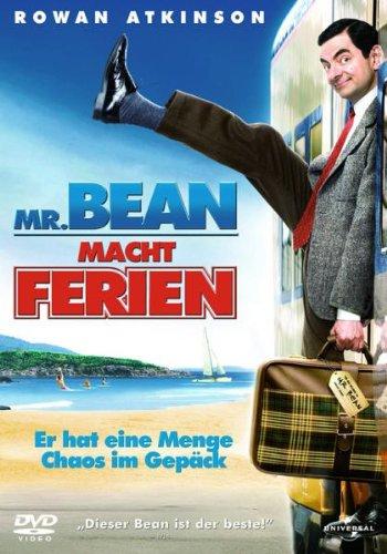 Mr Bean Macht Ferie Dvd Rental
