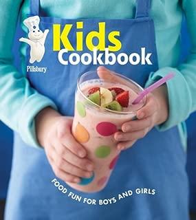 Pillsbury Kids Cookbook
