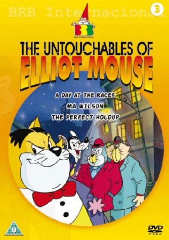 The Untouchables Of Elliot Mouse - Vol. 3