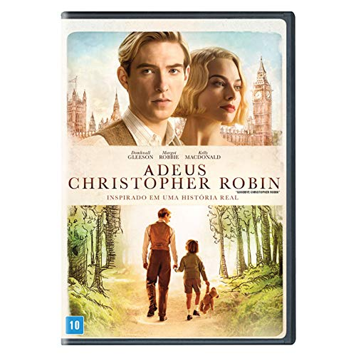 Adeus Christopher Robin [Dvd]