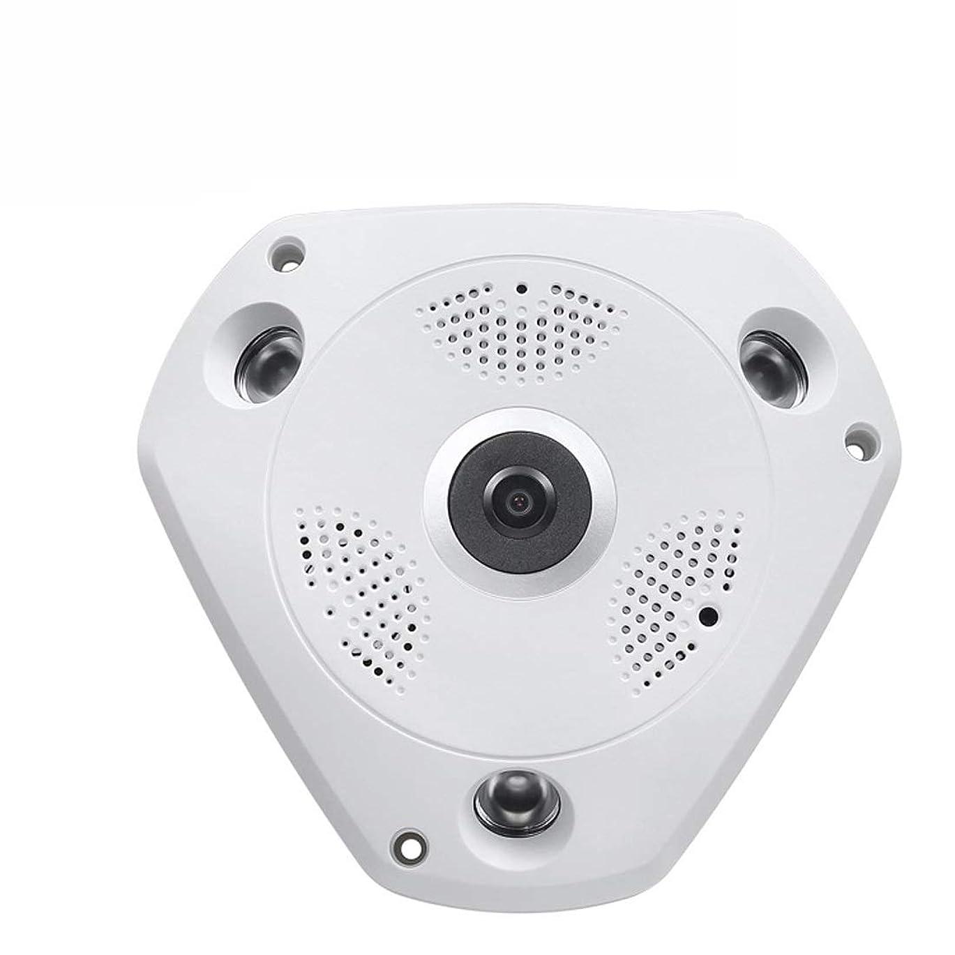 超音速先のことを考えるぼろ方朝日スポーツ用品店 3G4Gパノラマ360度ウェブカメラワイヤレスwifi HDインテリジェントモニタリング携帯電話リモートVRナイトビジョン