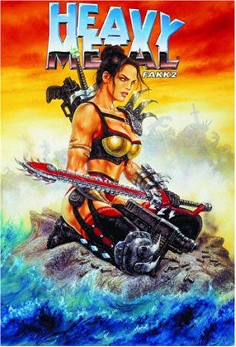 Heavy Metal: F.A.K.K. 2 - [PC/Mac]