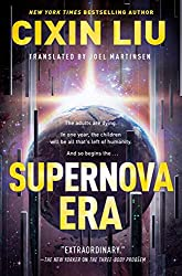Supernova era cover
