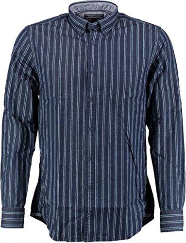 Tommy hilfiger glatte jeanshemd passen new york Größe S