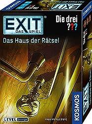 EXIT - Das Spiel: Das Haus der Rätsel - Die drei ???