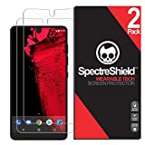 [2-Pack] Spectre Shield Screen Protector for Essential Phone PH-1 Case Friendly Essential Phone PH-1 Screen Protector Accessory TPU Clear Film