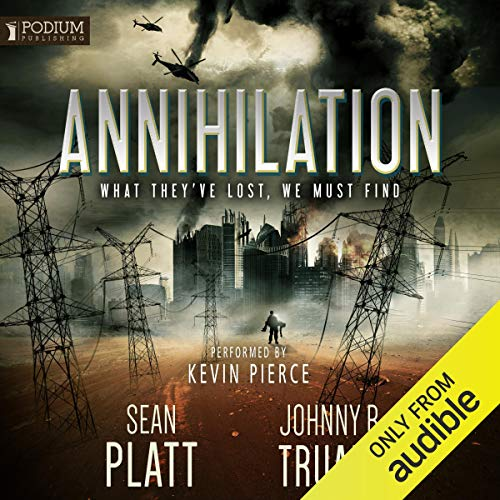 Annihilation  By  cover art