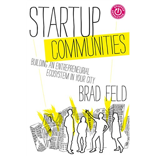 Startup Communities cover art