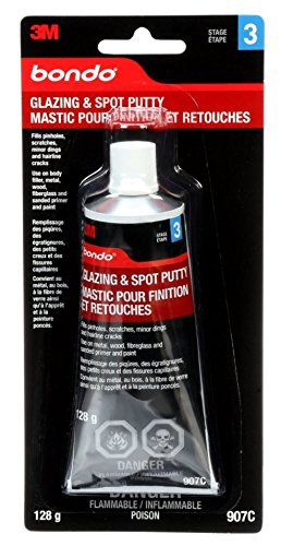 3M/BONDO 907 Putty - Sandable Body Repair