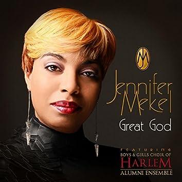 Great God (feat. The Boys & Girls Choir of Harlem Alumni Ensemble) - Single