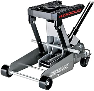 Powerbuilt 620422E Heavy Duty 4000 lb Triple Lift Jack