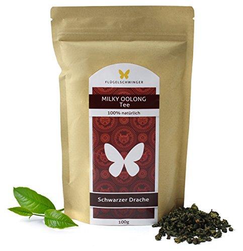 100g Milky-Oolong-Tee, Schwarzer-Drache-Tee, weiche und blumige Note, Frühjahrsernte aus der Region Fujian