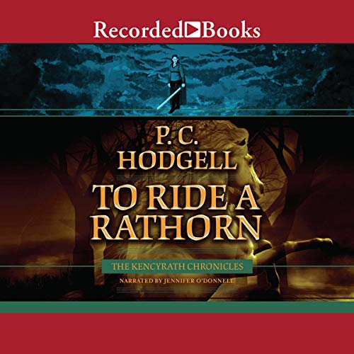To Ride a Rathorn audiobook cover art