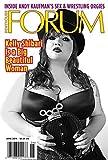 PENTHOUSE FORUM Digest Sized Adult Magazine, JUNE 2014, Kelly Shibari