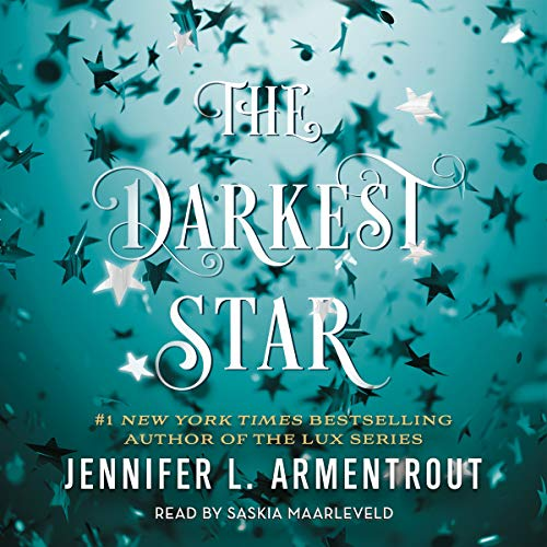 The Darkest Star audiobook cover art