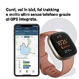 Zoom IMG-2 fitbit versa 3 smartwatch per