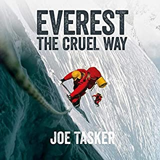 Everest the Cruel Way cover art