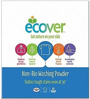 3 opakowania pudru do prania Ecover bez bio 3000 g