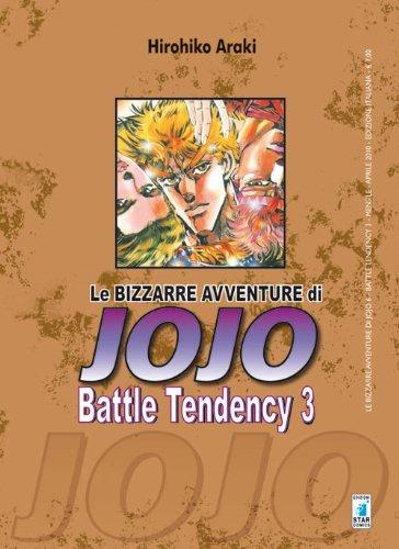 Battle tendency: 3