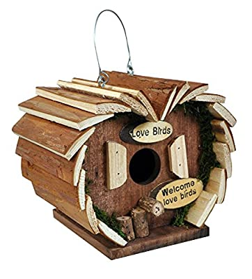 Nature`s Market Bird Hotel. from Bonningtons Plastic