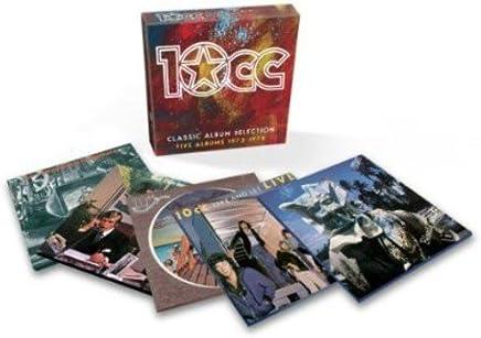 10cc Classic Album Selection (1975-1978)