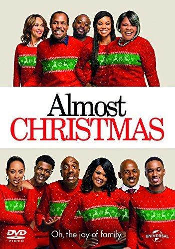 Almost Christmas [DVD] [2016]
