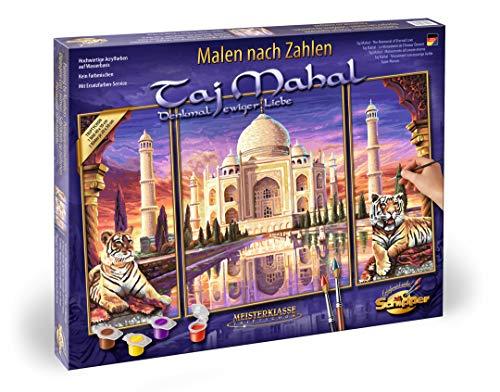 Schipper Taj Mahal, 80 x 50 cm