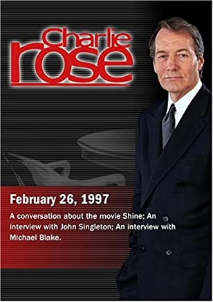 Charlie Rose with Scott Hicks; John Singleton; Michael Blake (February 26, 1997)