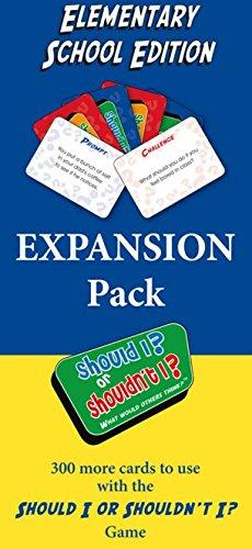 Should I or Shouldn't I? Middle & High School Expansion Pack