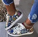 zapatillas lona mujer plataforma colores