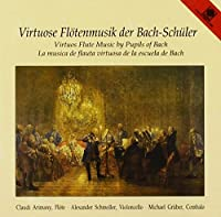Virtuoso Flute Music By Bach's Pupils by Kirnberger (2008-10-13)