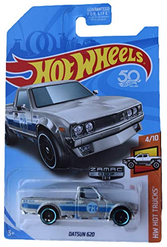 Hot Wheels Zamac Datsun 620, Hot Trucks Series 4/10