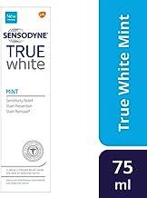 Sensodyne True White Mint Toothpaste, 75ml