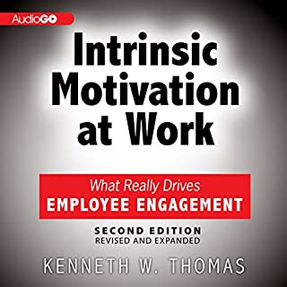 Intrinsic Motivation at Work cover art