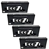 BooZi, Holiday 4 Pack! (Qty. 4 Swingin Singles) Alcohol & Wine Purifier, We do not Make Alcohol & Wine. We make Every Drink Taste Amazing with No Hangover!