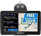 Navigatore Satellitare Auto, 7 Pollici GPS per Auto Moto Camion Truck Navigation con...