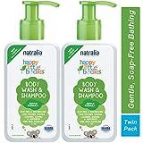 Natralia Happy Little Bodies Eczema Body Wash and...