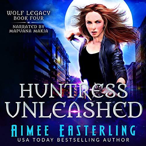 Couverture de Huntress Unleashed